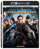 The Great Wall 4K Ultra HD (2 Blu-ray)