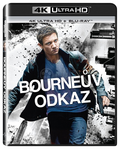 The Bourne Legacy 4k Ultra Hd Blu Ray