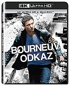 BOURNEŮV ODKAZ (4K Ultra HD + Blu-ray)