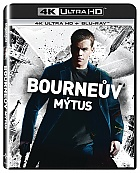 BOURNEŮV MÝTUS 4K Ultra HD (2 Blu-ray)