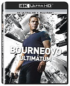 THE BOURNE ULTIMATUM 4K Ultra HD (2 Blu-ray)