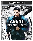 THE BOURNE IDENTITY 4K Ultra HD (2 Blu-ray)