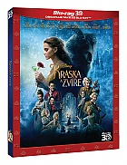 Beauty and the Beast 3D + 2D (Blu-ray 3D + Blu-ray)