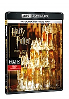 HARRY POTTER AND THE HALF-BLOOD PRINCE (4K Ultra HD + Blu-ray)