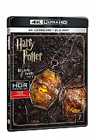 HARRY POTTER AND THE DEATHLY HALLOWS: PART 1 4K Ultra HD (2 Blu-ray)