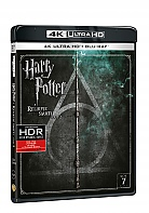 HARRY POTTER AND THE DEATHLY HALLOWS: PART 2 4K Ultra HD (2 Blu-ray)