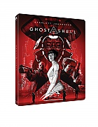 GHOST IN THE SHELL 4K Ultra HD 3D + 2D Steelbook™ Limited Collector's Edition (Blu-ray 3D + 2 Blu-ray)