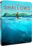 The Shallows Steelbook™ Limited Collector's Edition + Gift Steelbook's™ foil (Blu-ray)