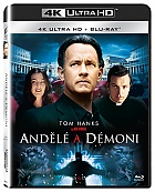 Angels & Demons 4K Ultra HD (2 Blu-ray)