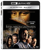 The Da Vinci Code 4K Ultra HD (2 Blu-ray)
