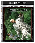 Crouching Tiger, Hidden Dragon (4K Ultra HD + Blu-ray)