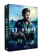 BLACK BARONS #7 13 HOURS: The Secret Soldiers of Benghazi Steelbook™ Limited Collector's Edition - numbered (2 Blu-ray)