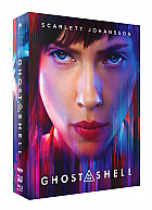 FAC *** GHOST IN THE SHELL FullSlip + Lenticular Magnet 4K Ultra HD 3D + 2D Steelbook™ Limited Collector's Edition - numbered (Blu-ray 3D + 2 Blu-ray)