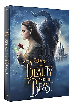 FAC #79 BEAUTY AND THE BEAST FullSlip + Lenticular Magnet 3D + 2D Steelbook™ Limited Collector's Edition - numbered