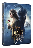 FAC #79 BEAUTY AND THE BEAST FullSlip + Lenticular Magnet 3D + 2D Steelbook™ Limited Collector's Edition - numbered (Blu-ray 3D + Blu-ray)