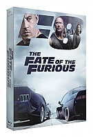 FAC #91 THE FATE OF THE FURIOUS FullSlip + Lenticular Magnet EDITION #1 CLASSIC Steelbook™ Limited Collector's Edition - numbered (Blu-ray)