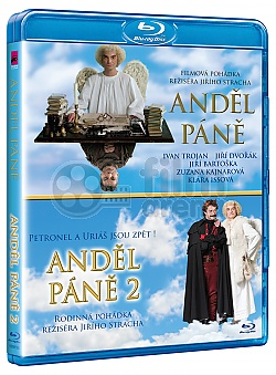 ANDĚL PÁNĚ 1 + 2 Collection