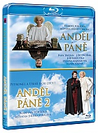 ANDĚL PÁNĚ 1 + 2 Collection (2 Blu-ray)