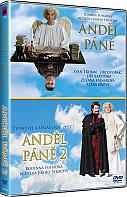 ANDĚL PÁNĚ 1 + 2 Collection (2 DVD)