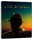 LIVE BY NIGHT Steelbook™ Limited Collector's Edition + Gift Steelbook's™ foil