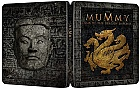 The Mummy: Tomb of the Dragon Emperor Steelbook™ Limited Collector's Edition + Gift Steelbook's™ foil (Blu-ray)