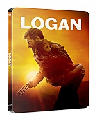 LOGAN exclusive WEA unnumbered FAC EDITION #5 with Lenticular Magnet Steelbook™ Limited Collector's Edition + Gift Steelbook's™ foil (2 Blu-ray)
