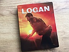 LOGAN exclusive WEA unnumbered FAC EDITION #5 with Lenticular Magnet Steelbook™ Limited Collector's Edition + Gift Steelbook's™ foil