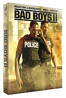 FAC #76 BAD BOYS II FullSlip + Lenticular Magnet Steelbook™ Limited Collector's Edition - numbered (Blu-ray)