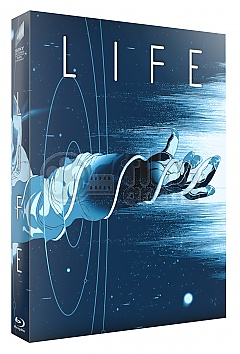 FAC #80 LIFE FullSlip + Lenticular Magnet Steelbook™ Limited Collector's Edition - numbered