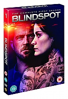 BLINDSPOT - Season 1 Collection (5 DVD)