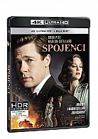 ALLIED 4K Ultra HD (2 Blu-ray)
