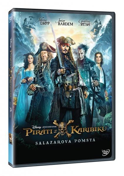 Pirates of the Caribbean  Salazar s Revenge (DVD) 4a046655a892d