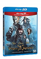 Pirates of the Caribbean: Salazar's Revenge 3D + 2D (Blu-ray 3D + Blu-ray)