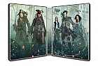FAC #104 PIRATES OF THE CARIBBEAN: Salazar's Revenge FULLSLIP + Lentikulární Magnet 3D + 2D Steelbook™ Limited Collector's Edition - numbered