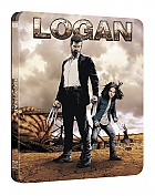 LOGAN generic WWA Steelbook™ Limited Collector's Edition (2 Blu-ray)