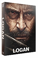 FAC #77 LOGAN FullSlip + Lenticular Magnet EDITION #1 Steelbook™ Limited Collector's Edition - numbered (2 Blu-ray)