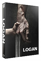 FAC #77 LOGAN Lenticular 3D FullSlip EDITION #2 Steelbook™ Limited Collector's Edition - numbered (2 Blu-ray)