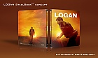 FAC #77 LOGAN Lenticular 3D FullSlip EDITION #2 Steelbook™ Limited Collector's Edition - numbered