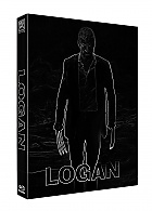 FAC #77 LOGAN FullSlip + PET SLIP O-RING Black & White EDITION #3 Steelbook™ Limited Collector's Edition - numbered (2 Blu-ray)