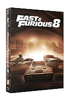 FAC #91 THE FATE OF THE FURIOUS EDITION #2 SERIES Steelbook™ Limited Collector's Edition - numbered (Blu-ray)