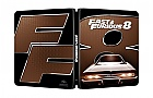 FAC #91 THE FATE OF THE FURIOUS EDITION #2 SERIES Steelbook™ Limited Collector's Edition - numbered