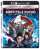 GHOSTBUSTERS (2016) 4K Ultra HD (2 Blu-ray)