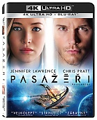 Passengers 4K Ultra HD (2 Blu-ray)