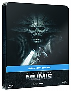 The Mummy (2017) 3D + 2D Steelbook™ Limited Collector's Edition + Gift Steelbook's™ foil (Blu-ray 3D + Blu-ray)