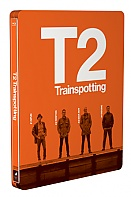 Trainspotting 2 Steelbook™ Limited Collector's Edition + CD Soundtrack (Blu-ray + CD)