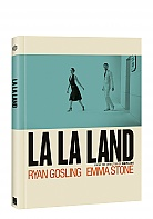 LA LA LAND - minimalist version MediaBook Limited Collector's Edition (Blu-ray)