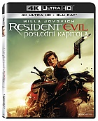 Resident Evil: The Final Chapter 4K Ultra HD (2 Blu-ray)