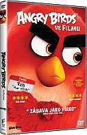 ANGRY BIRDS VE FILMU BIG FACE KIDS (DVD)