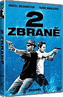 2 ZBRANĚ (BIG FACE ACTION) (DVD)