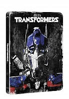 Transformers Steelbook™ Limited Collector's Edition + Gift Steelbook's™ foil (Blu-ray)